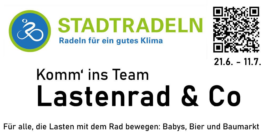 Stadtradeln Waiblingen - Lastenrad & Co.